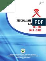 Buku Rencana Aksi Nasional Kolaborasi TBHIV 2015-2019 - TB Indonesia.pdf