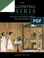 Smith m Following Osiris Perspectives on the Osirian Afterli