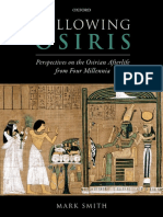 Smith m Following Osiris Perspectives on the Osirian Afterli