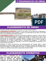 El Planeamiento Operativo Gerencia 6 A