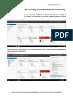 Manual de Creación de Usuarios y Grupos