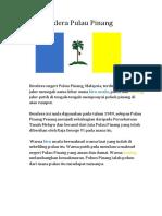 Bendera Pulau Pinang