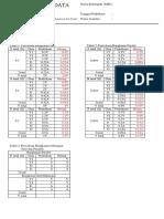 Form Hasil Data Rangkaian Seri Paralel