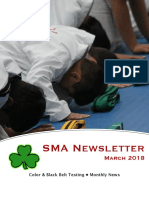 Mar '18 Newsletter
