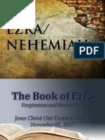 Final Presentation for Bible Study - Nehemiah