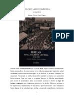 Huelva en la I Guerra Mundial