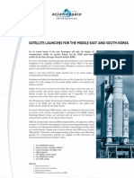 195th Ariane Mission Press Kit