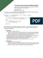 accesoBD JDBC con Java
