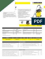 Aspiratore solidi-liquidi Karcher NT 611 Eco KF