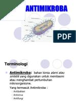MIKRO(10) Antimikroba