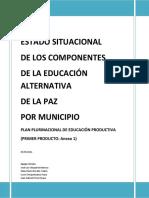 1. Estado Situacional La Paz