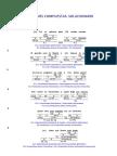 Ejercicios de Análisis Sintáctico de Oraciones Compuestas
