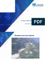 UNISDR - Disaster Risk Reduction Concepts (1).ppt