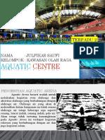 Aquatic Centre Julfikar Saufi