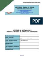 Modelo Informes Bg 2014