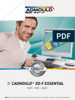 Cadmould 3DF Essential Engl
