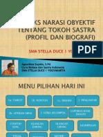 Teks Narasi Obyektif Biogradi