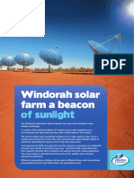 EGE0426 Windorah Solar Farm Brochure r3