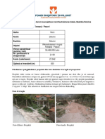 02 Formati Vleresimit Tekniko Ekonomik FSHZH Rruga Kasapaj Papuci Delvine