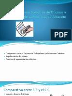 Convenio Colectivo de Oficinas de Albacete