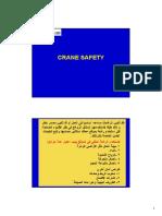 3. Crane Safety
