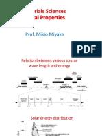 13. Optical Properties