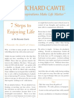 Cawte, Richard - 7 Steps to Enjoying Life