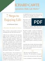 Cawte, Richard - 7 Steps to Enjoying Life