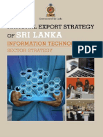 IT-BPM Sector Strategy -  National Export Strategy (2018-2022)