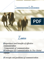 07 Effective Communications in Business