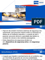 Sistema de Segurança automotiva