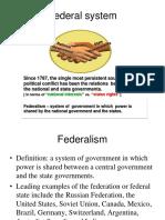 Federalism AP