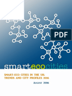 Smart Eco Cities in the UK 2016