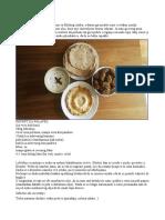 Falafel - recept