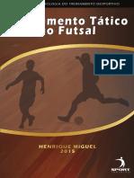 Treinamento Tático No Futsal - Henrique Miguel