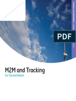 M2M and Tracking for Government e2