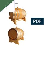 Wine Storage Barrels