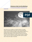 MEP Engineering Design Service Smoke Control Systems in New York City Building
