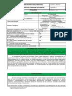 Investigación Pedagogia Ciencias Sociales Syllabus