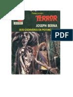 Berna Joseph - Seleccion Terror - 436 - Seis Cadaveres en Potencia