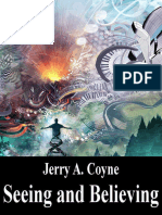 Seeing and Believing - Jerry a. Coyne