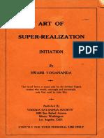 1930 Art of Super_realization