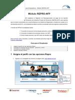 Guia de Usuario - Modulo Repro AFP