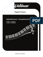 Digital Pianos User Manual Finalized