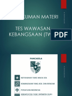 [PPT]_BAHAN_MATERI_TES_WAWASAN_KEBANGSAAN_(TWK)_-_REVISI_II