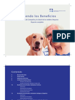 Companion Animals and Older Persons Full Report Spanish