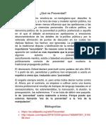 Qué Es Posverdad (Filosofía)