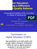 CHED Briefer 2010