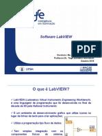 LabView Aplicado a Circuitos de Medição