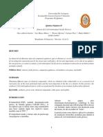 Lab. Organica II. Sintesis Acido Picrico